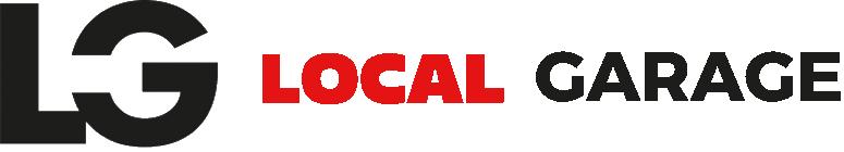 LG Local Garage Logo